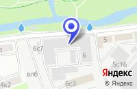 Схема проезда до компании ПТФ АГТ-ПРОФИЛЬ в Москве