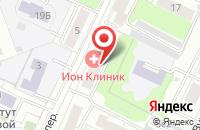 Схема проезда до компании Нордстройсервис в Москве