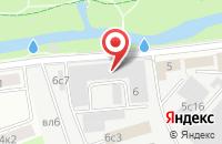 Схема проезда до компании Единство в Москве