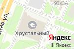 Схема проезда до компании Fitness Deti в Москве