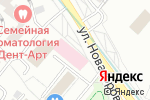 Схема проезда до компании Лайфклиник в Москве