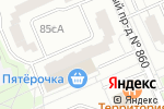 Схема проезда до компании Для вас в Москве