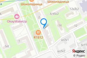 Комната в трехкомнатной квартире в Москве улица 1812 года, 2