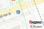 Схема проезда до компании ЦЕНТР-СИТИ в Москве