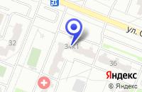 Схема проезда до компании НОТАРИУС ФАДЕЕВА Е. А. в Москве