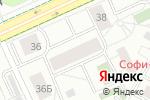 Схема проезда до компании Астэйс-Телеком в Москве