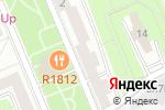 Схема проезда до компании Здоровье в Москве