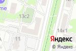 Схема проезда до компании А и В в Москве