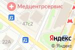 Схема проезда до компании Зорька и Милка в Москве