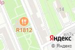Схема проезда до компании Электронный щит в Москве