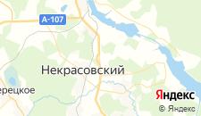 Отели города Ларёво на карте
