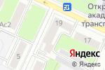Схема проезда до компании Мастер и Маргарита в Москве
