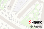 Схема проезда до компании DANCE & BEAUTY в Москве