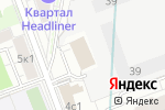 Схема проезда до компании ПризМикс в Москве
