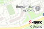 Схема проезда до компании Для женщин в Москве