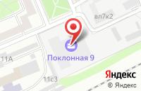 Схема проезда до компании Магазин автозапчастей для иномарок в Дзержинском