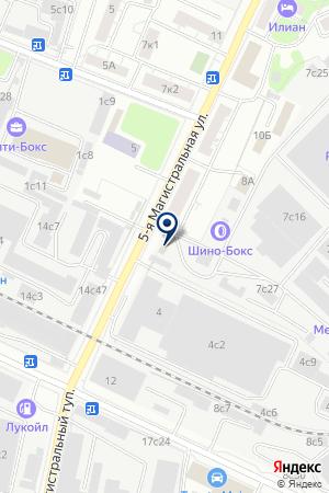 ГРАН АССОРТИ ПОСТАВКА на карте Истры
