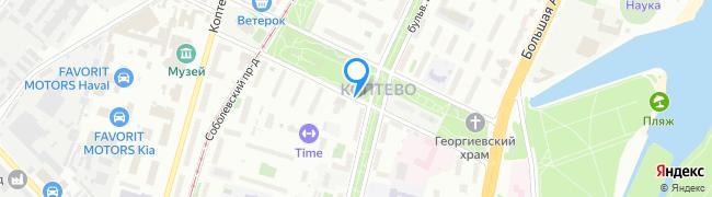 Коптевский бульвар