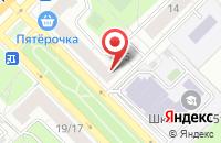 Схема проезда до компании Спас в Москве
