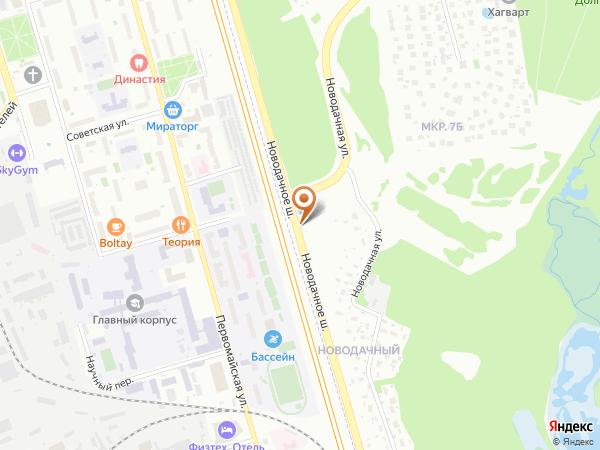 Остановка «Новодачная ул., 1», Проектируемый проезд № 226 (1008954) (Москва)