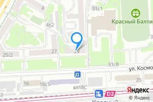 Снять однокомнатную квартиру в Москве ул. Космонавта Волкова, 29