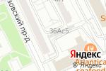 Схема проезда до компании Курьер Сервис Экспресс в Москве