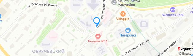 улица Новаторов