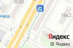 Схема проезда до компании Ремит в Москве