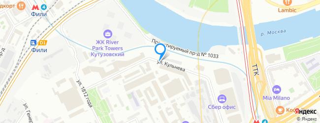 улица Кульнева