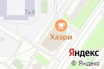 Схема проезда до компании ЛедиДи в Москве
