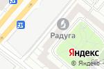 Схема проезда до компании Винни в Москве