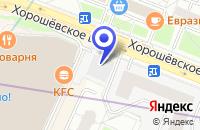 Схема проезда до компании ALL MOVING TECHNOLOGY в Москве