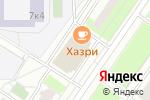 Схема проезда до компании ВНИПР в Москве