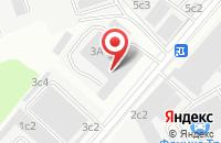 Схема проезда до компании Плутос-М в Москве