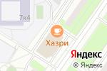 Схема проезда до компании Твой сервис в Москве