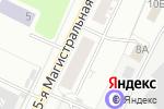 Схема проезда до компании ПравоРу в Москве