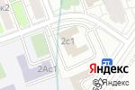 Схема проезда до компании СК АЛРОСА в Москве