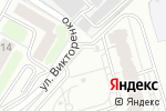 Схема проезда до компании Disci в Москве