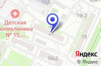 Схема проезда до компании НОТАРИУС КАРНЕЕВА Н.В. в Москве