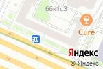 Схема проезда до компании Omikor в Москве