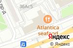 Схема проезда до компании Оконный двор в Москве