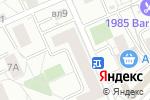 Схема проезда до компании СПЕЦМОНТАЖ в Москве