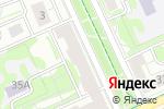 Схема проезда до компании Гран-Ли в Москве