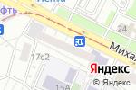 Схема проезда до компании Центральная детская библиотека №40 им. И.З. Сурикова в Москве