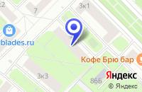 Схема проезда до компании АПТЕКА АВАНТ в Москве