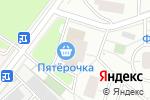 Схема проезда до компании Бухен Хауз в Москве
