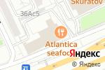 Схема проезда до компании АВ Daily в Москве
