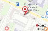 Схема проезда до компании Арсенал Жд в Москве