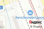Схема проезда до компании GOBABYGO TEAM GARAGE в Москве
