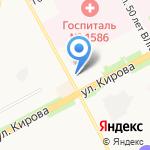 Копи-Комп на карте Подольска